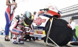 Hari Yang Berat Untuk Federal Oil Gresini Moto2