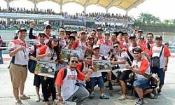Foto-Foto Feders Peserta Federal Oil Goes To Sepang, Bikin Iri Teman-Teman