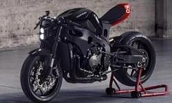 Huge Moto, Tebar Virus Cafe-Fighter