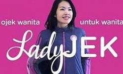 LadyJEK, Ojek Wanita Untuk Wanita