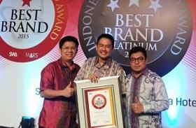 Federal Oil Berhasil Raih Indonesia Best Brand Award