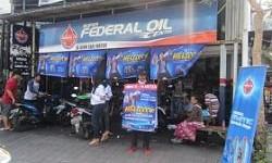 Grebek Bengkel di Bali, Meningkatkan Penjualan Federal Oil