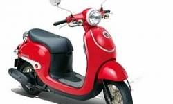 Honda Giorno, Cita Rasa Eropa