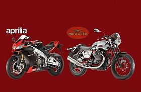 Aprilia Dan Moto Guzzi Sudah Bisa Dibeli