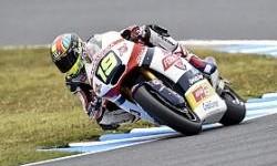 Grand Prix Jepang, Simeon Start Dari Row Ke-empat