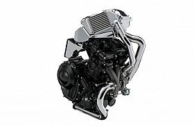 Mesin Konsep Suzuki EX7, Pakai Turbo Intercooler