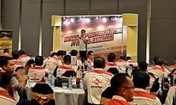 National Distributors Meeting PT Federal Karyatama