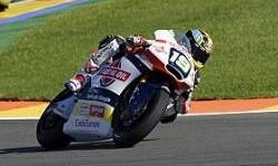 Xavier Simeon Persembahkan Posisi Ketujuh Kelasemen Untuk Federal Oil Gresini Moto2