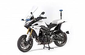 Yamaha MT-09 Tracer, Tunggangan Terbaru Polantas