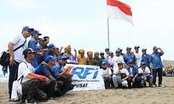 Sikap Kepahlawanan Jadi Tema Jambore Nasional ke-3 Yamaha Riders Federation Indonesia