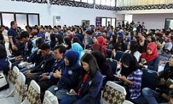 Lensa Indonesia Goes To Campus With Federal Oil, Mengenalkan Jurnalisme Ke Mahasiswa