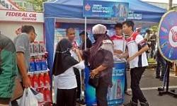 Silaturahmi Akbar Sowak di Batam, Dukungan Penuh Federal Oil