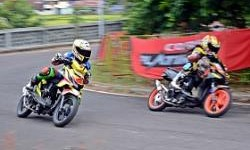 Hasil Lomba Grand Final IMIK Open Road Race Championship Bupati Cup 2015