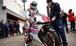 Fernando Alonso Coba Honda RC213V Milik Marc Marquez