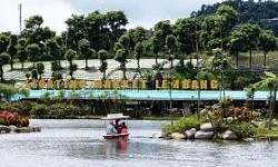 Floating Market Bandung, Siap Tampung Wisatawan di Liburan Natal