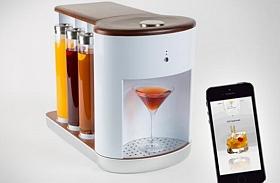 Somabar, Robot canggih Peramu Cocktail