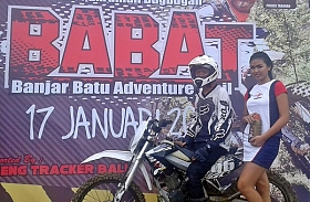 Spesial Federal Oil Trail Adventure Bali, Episode II Hajatan BABAT
