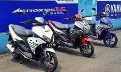 Yamaha Aerox 125 LC, Sudah Bisa Dibeli Harganya Rp 18 Juta-an