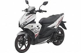 Yamaha Aerox 125 LC, Skuter Matic Sporty Siap Launching