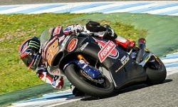 Private Test Jerez, Sam Lowes Lahap 93 Lap