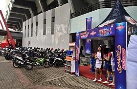Indonesian Basket League 2016, Sambangi Yogyakarta