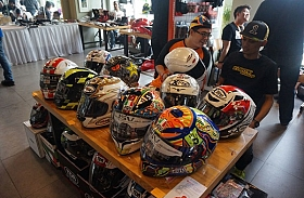 Kalian Pencinta Helm ? Kunjungi Jakarta Helm Exhibition