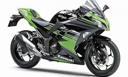 Kawasaki Ninja 250 LTD Livery KRT, Spirit World Superbike