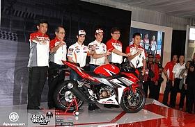 Honda CBR150R, Sensasi MotoGP Lebih Lincah dan Nyaman