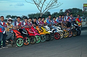 Federal Oil Support Tim Freestyle Sulawesi