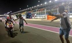 Lowes Start Dari Row 1 Di Moto2 Qatar