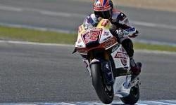 Test IRTA Jerez Sesi Kedua Hari Pertama, Lowes Posisi Keempat