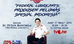 Federal Lubricants, Produsen Pelumas Spesial Indonesia
