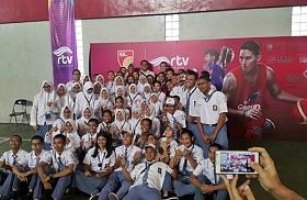 IBL Goes To School, Jatahnya SMK Telkom