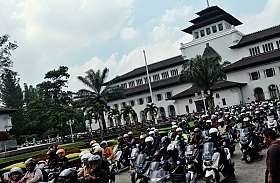Bandung Lautan NMAX, Indonesia Max Owners dan Bandung NMAX Community Biang Keroknya