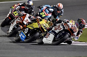 Moto2 Qatar, Tanpa Ride Through Penalty, Lowes Berpotensi Menang