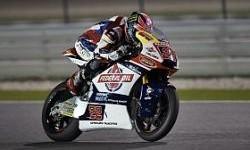 Free Practice 2 Moto2 Qatar, Lowes Semakin Cepat