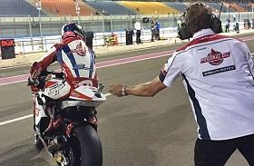 Free Practice 1 Moto2 Qatar, Sam Lowes Konstan Pada Special Performance