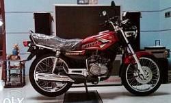 Yamaha RX-King NOS 2009, Full Orisinal Terjual Rp 70 Juta