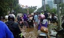 Tiga Penyebab Motor Mogok Akibat Banjir