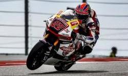 Free Practice 2 Moto2 COTA, Lowes Olah Data Maksimalkan Grip Roda