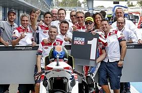 Pole Position di Jerez, Modal Naik Podium Tertinggi