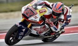 Kualifikasi Moto2 COTA, Lowes Start Dari Front Row