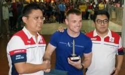 Sam Lowes Sudah Mendarat, Senyum Sumringah Untuk Indonesia