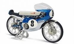 Suzuki Pernah Juara Dunia World Grand Prix Dengan Motor 14 Percepatan
