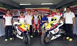 Joseph Kevin Siap Mengharumkan Federal Oil Racing Team di IRS Seri 2