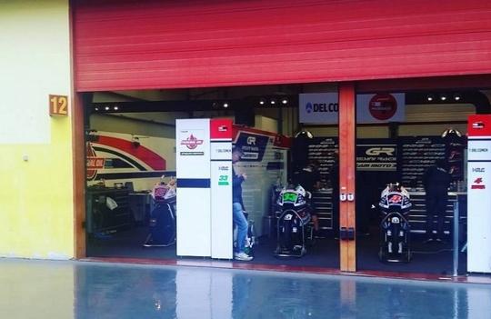 Post Test Moto2 Mugello Dihajar Hujan, Lowes Pulang Lebih Awal