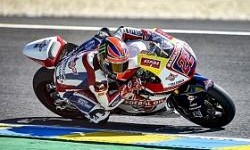 Kualifikasi Moto2 Le Mans, Lowes Start Dari Row Ke-3
