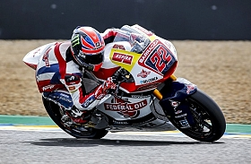 Sam Lowes Finish Ke-6 di Moto2 Perancis