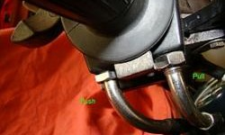 Push Pull Throttle, Buka Tutup Gas Tetap Seirama dan Safety
