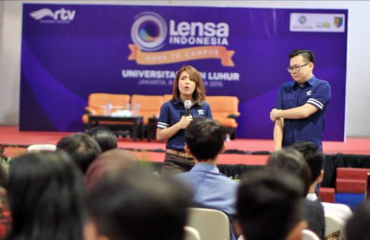 Lensa Indonesia Goes To Campus, Kali Ini di YAI